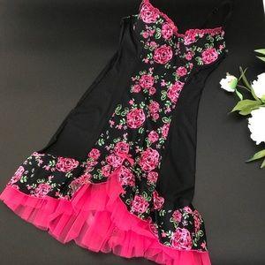 NWT Victoria's Secret Floral Lingerie Dress